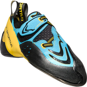 La Sportiva Futura Climbing Shoes Men blue/yellow